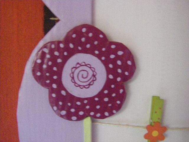 Fleur en carton - Fleur en carton ...